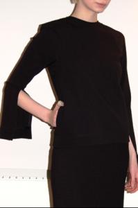 Black Boudicca Shirt