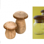 Trend, Treat, Treasure: Mushrooms