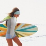 Surfs up for Cynthia Rowley and Roxy