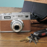 Vivitar 8.1 MP Retro Camera, $195 from Sahalie