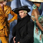 Galliano Dives Head First Into Menswear