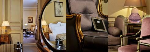 Hotel Lancaster's Dietrich Suite