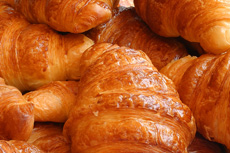 Ottolenghi Croissants