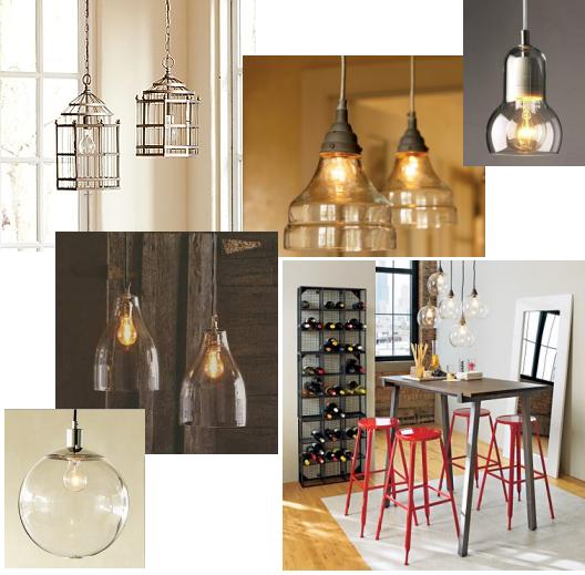 Clockwise From Top Left Dasia Lighting Pendants 79 99 On Ballard Designs