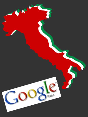 Italy kicks Google down