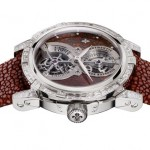 Would You Wear Real Bones for Fashion? Louis Moinet Reveals Prehistoric Watches