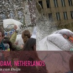 Worldwide Pillow Fight in Pictures