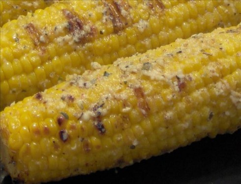 Corn on the cob recipes grill