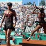 Venus Williams French Open 2010 outfit