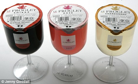 Wine by the Glass To Go: Completely Crazy, Or Completely Genius?