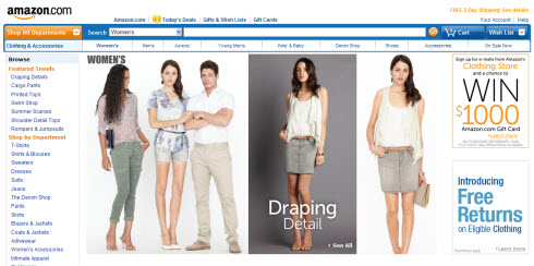 High end clothing stores online. Clothing stores online