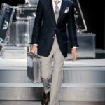 Net-a-Porter makes a move on the menswear market in January 2011 with brands like Dunhill