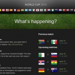 What&#039;s happening? For World Cup players, not much that they can share.