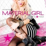 Taylor Momsen is Madonna's 'Material Girl'