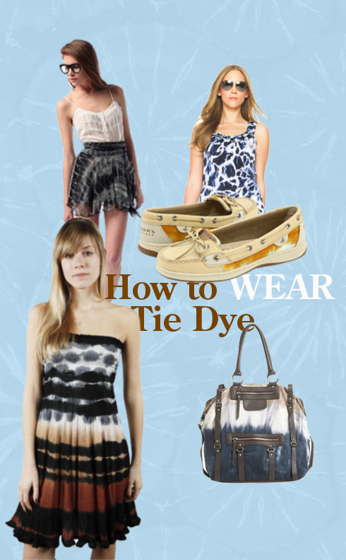 Tie-Dye Fashion Under $100