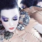 Daphne Guinness Bats Her Purple Lidded Lashes for the NARS Fall Campaign