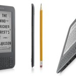 Amazon Announces Third Generation Kindle