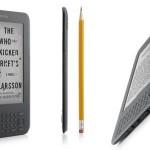 Amazon Announces Third Generation Kindle