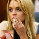Lindsay Lohan's Foul Fingernail, Twitter Delusions and Future in Fashion