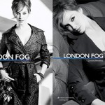 Christina Hendricks stars in London Fog's Fall Ad Campaign