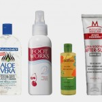 How to Handle After-Sun Skin: Beauty and Grooming Under $10