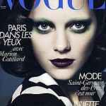 Marion Cotillard Marks A Rare September Issue Ocurrence for Paris Vogue