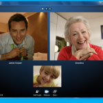 Skype 5 Brings 10 Person Video Chat