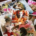 Fashion magazines: not dead yet