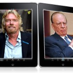 Richard Branson Beats Rupert Murdoch To The Punch in iPad Only Media