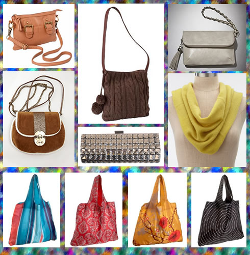 Last Minute 2010 Christmas Gifts: Bags and Purses