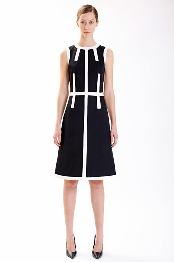 A dress from Michael Kors' pre-fall 2011 collection
