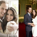 Royal Engagement Photos from Prince William and Kate Middleton Arrive