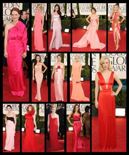 Best And Worst Dressed Golden Globes 2011: Best and worst dressed golden