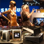 Lady Gaga's Latest Polaroid Products Go Grey #CES2011