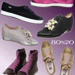 Semi-Formal Sneakers: Trend/Treat/Treasure