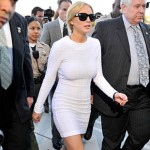 Did Lindsay Lohan's White Dress Really Sell Out After Its Courtroom Debut?
