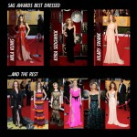 SAG Awards Fashion Underwhelms and We Think We Know Why