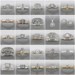 Something Old, Something New, Something Borrowed, Something from David Tutera's Bridal Jewelry Collection