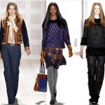 Tory Burch Delivers '70s-Inspired Fluidity for Fall 2011