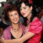 Katy Perry's Mother Shops a Book About Disappointment With Katy Perry's Style