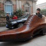 The Electric Shoe Car: If Everyone Jumped