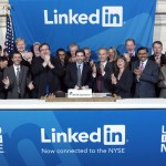 Photo credit: LinkedIn/ NYSE Euronext/ Valerie Caviness
