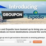 Groupon and Expedia Team Up For Groupon Getaways