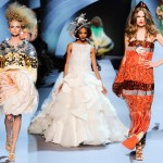 Dior Couture's First Show Without Galliano Fails to Impress