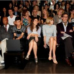 Dolce & Gabbanna's 2-year-old front row lineup seems smarter than ever
