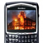Did BlackBerry Fuel the Fires Of London's Riots?