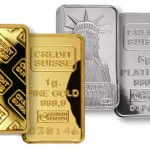 Economic Unease Pushes Gold and Platinum To Equal Value