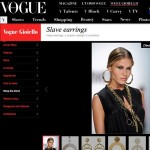 Vogue Italia Thinks Slave Earrings and 'Ethnic' Style Are Interchangeable