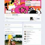 5 Facebook Timelines from Trendsetting Fashion Pages