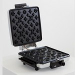 Already Got Yourself a (Louis Vuitton) Gun? Try Some Logo'd Waffles